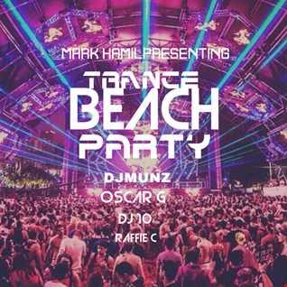 DJMUNZ TRANCE  BEACH PARTY MIX