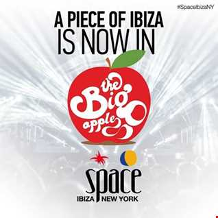 LIVE@SPACE IBIZA NEW YORK