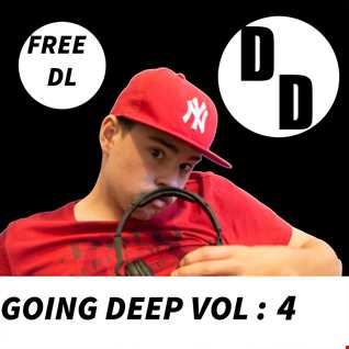 going deep volume 4 - DJ Donne (deep / tech house mix )