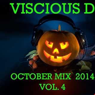 Viscious D   October Mix 2014 Vol. 4
