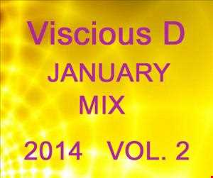 Viscious D   January Mix 2014 Vol. 2