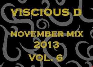 Viscious D   November Mix 2013 Vol. 6