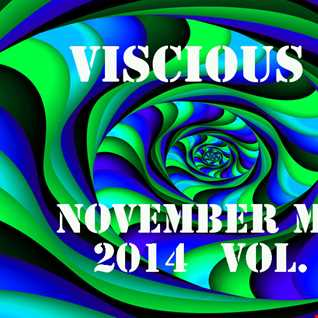 Viscious D   November Mix 2014 Vol. 1