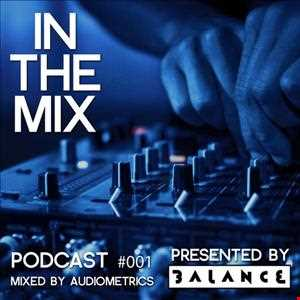 [In The Mix] Podcast #001 |  Mixed by Audiometrics