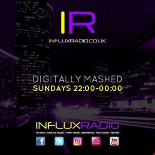DigitallyMashedCOHINFLUXRadio100618