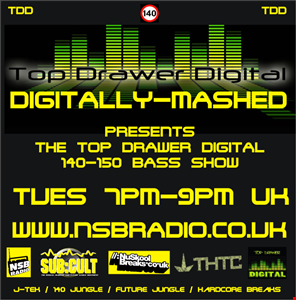 Digitally Mashed Pres The Top Drawer Digital Show live 05 03 13