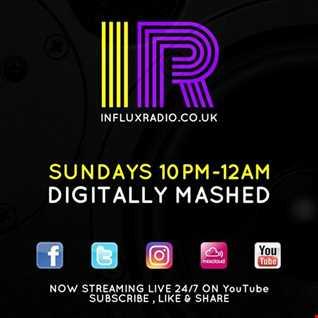 DigitallyMashedCOHINFLUXRadio010418