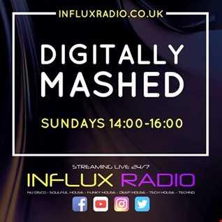 DigitallyMashedCOHSINFLUXRadio170319