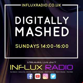 DigitallyMashedCOHSINFLUXRadio240319