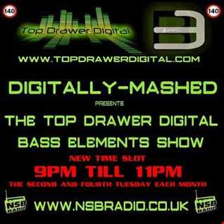 DigitallyMashedTDDBENSBRadio080518