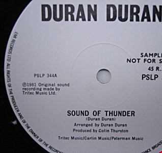Duran Duran - Sound Of Thunder (T80sRMX Extended Dance Mix)