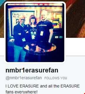 Erasure Mix (Curated by nmbr1erasurefan)