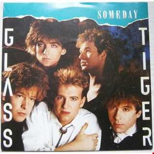 A Glass Tiger (and Alan Frew solo) Mix