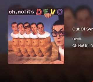 Devo - Out Of Sync (T80sRMX Extended Mix)