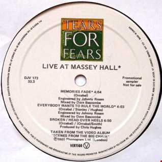 Curt Smith and Roland Orzabal: A Tears For Fears solo mix