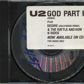 U2 - God Part 2 (T80sRMX Remix)