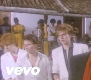 Duran Duran - Lonely In Your Nightmare (T80sRMX Dance Remix)