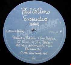Phil Collins - Sussudio (T80sRMX Chosen Few Extended Dance Mix)
