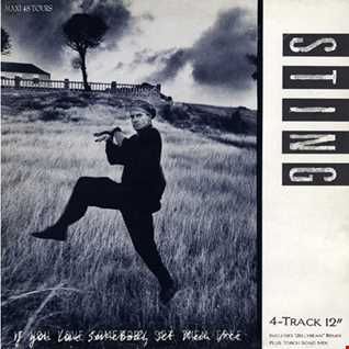 Sting - If You Love Somebody, Set Them Free (T80sRMX Chosen Few Extended Dance Remix)