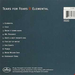 Tears For Fears: Fish Out Of Water (Dave's Beatchuggers Wahwah Mix)