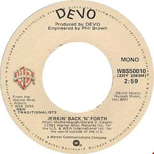 Devo - Jerkin' Back and Forth (T80sRMX Extended Dance Mix)