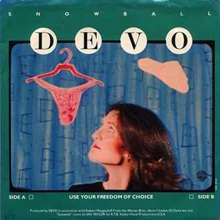 Devo   Freedom Of Choice (T80sRMX Extneded Dance Mix)