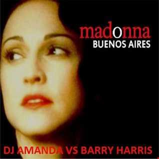 MADONNA   BUENOS AIRES 2017 [DJ AMANDA VS BARRY HARRIS]