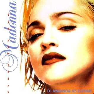 MADONNA   CRAZY FOR YOU [DJ AMANDA VS ELENNE]