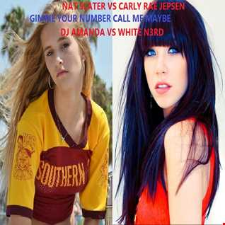 NAT SLATER feat. CARLY RAE JEPSEN   GIMME YOUR NUMBER, CALL ME MAYBE [DJ AMANDA VS WHITE N3RD MASH-UP]