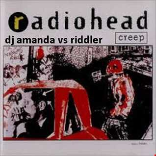 RADIOHEAD   CREEP 2016 [DJ AMANDA VS RIDDLER]
