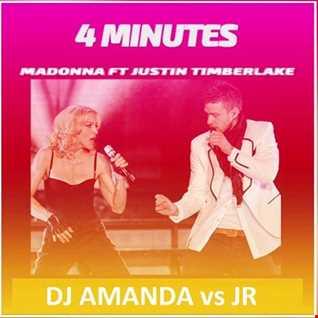 MADONA feat. JUSTIN TIMBERLAKE   4 MINUTES [DJ AMANDA VS JR]