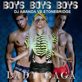 LADY GAGA   BOYS BOYS BOYS [DJ AMANDA VS STONEBRIDGE]
