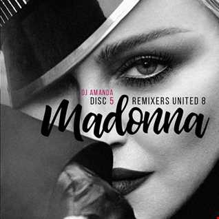 MADONNA   DEVIL PRAY [DJ AMANDA VS RIDDLER]