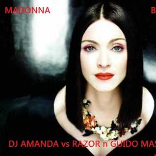 Madonna   Borderline 2k14 (DJ Amanda vs Razor N Guido Mashups Mix)