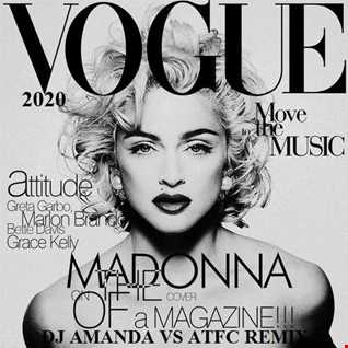 MADONNA   LIKE A VIRGIN 2020 (DJ AMANDA VS DAVE AUDE REMIX)