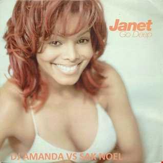 JANET JACKSON feat. TIMBALAND & MISSY ELLIOT   GO DEEP [DJ AMANDA VS SAK NOEL]
