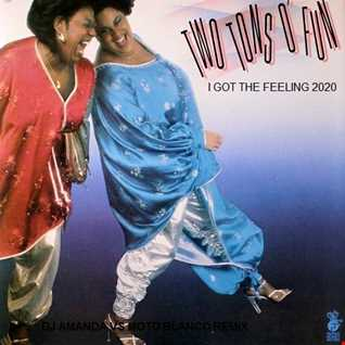 TWO TONS OF FUN   I GOT THE FEELING 2020 (DJ AMANDA VS MOTO BLANCO REMIX)