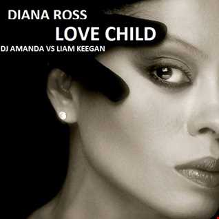 DIANA ROSS   LOVE CHILD [DJ AMANDA VS DAVE AUDE]