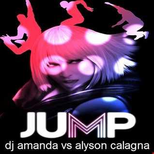 MADONNA   JUMP ]DJ AMANDA VS ALYSON CALAGNA]
