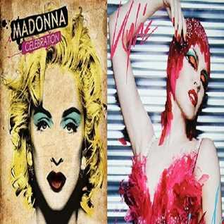 MADONNA VS KYLIE   CELEBRATION [DJ AMANDA MASHUPS MIX]