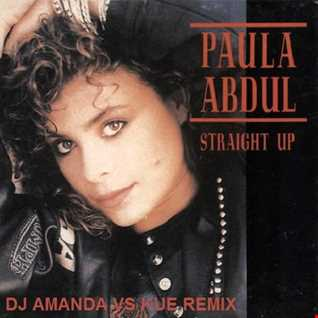 PAULA ABDUL   STRAIGHT UP 2020 (DJ AMANDA VS KUE REMIX)