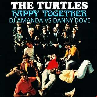 THE TURTLES   HAPPY TOGETHER 2017 [DJ AMANDA VS DANNY DOVE]