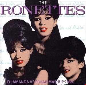 THE RONETTES   BE MY BABY (DJ AMANDA VS R3HAB MASHUPS MIX )