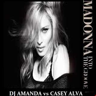 MADONNA   INTO THE GROOVE 2K14 [DJ AMANDA VS CASEY ALVA]