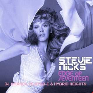 STEVIE NICKS   EDGE OF SEVENTEEN [DJ AMANDA VS STED E & HYBRID HEIGHTS]