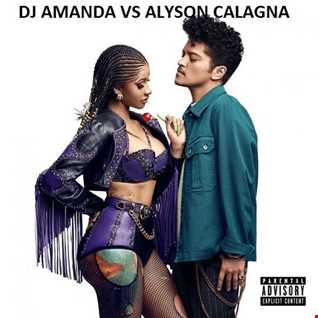 CARDI B & BRUNO MARS   PLEASE ME [DJ AMANDA VS ALYSON CALAGNA]