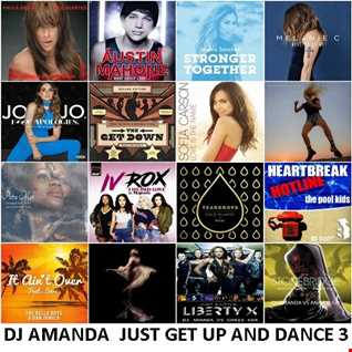 JUST GET UP AND DANCE 3