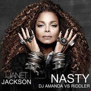 JANET JACKSON   NASTY [DJ AMANDA VS RIDDLER ]