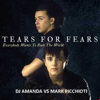 TEARS FOR FEARS   EVERYBODY WANTS TO RULE THE WORLD 2017 [DJ AMANDA VS MARK PICCHIOTI]
