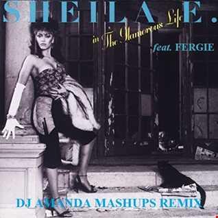 SHEILA E. feat. FERGIE & LUDACRIS   THE GLAMOROUS LIFE (DJ AMANDA MASHUPS REMIX